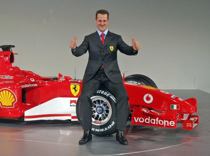 Michael Schumacher Signo del Zodiaco Capricornio
