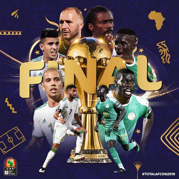 Τελικός Κόπα Άφρικα: Η Σενεγάλη του Σαντιό Μανέ εναντίον της Αλγερίας του Ριγιάντ Μαχρέζ