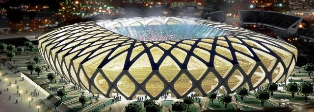 Arena Amazônia 2014 - 2