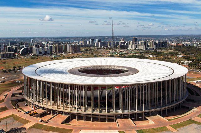 Brazilia Stadium