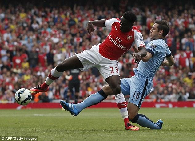 1411077304388 wps 15 Arsenal s English striker