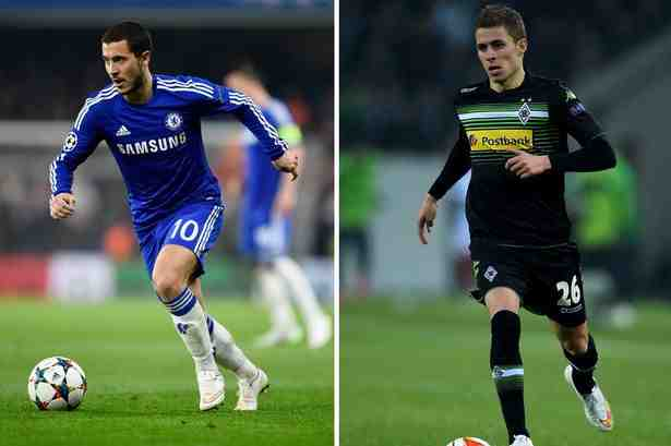 Eden-Thorgan-Hazard