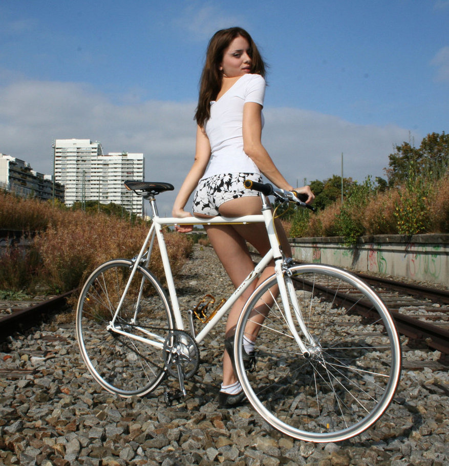 bicycle by prancarita-d4aol3p