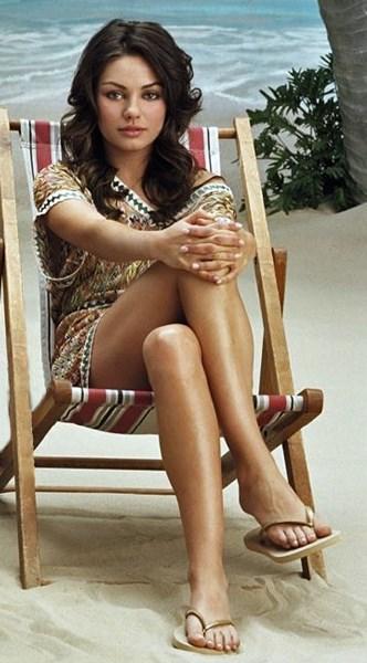Mila Kunis Feet 592660