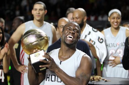 kevin hart brown convention center nba all star game celebrity game 850x560