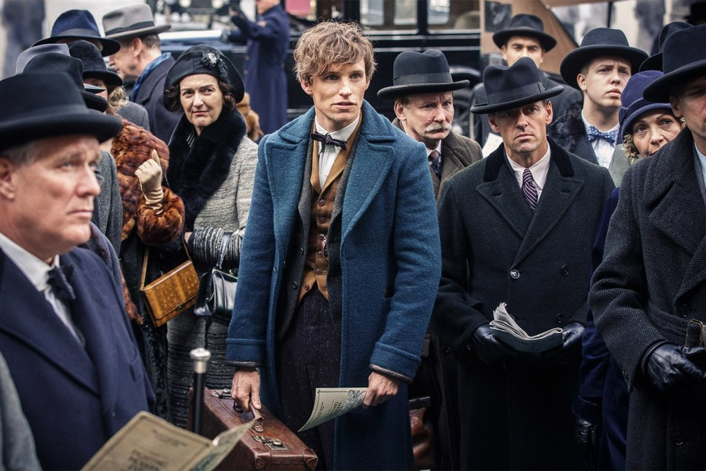 COSMOTE TV Fantastic Beasts and Where to Find Them