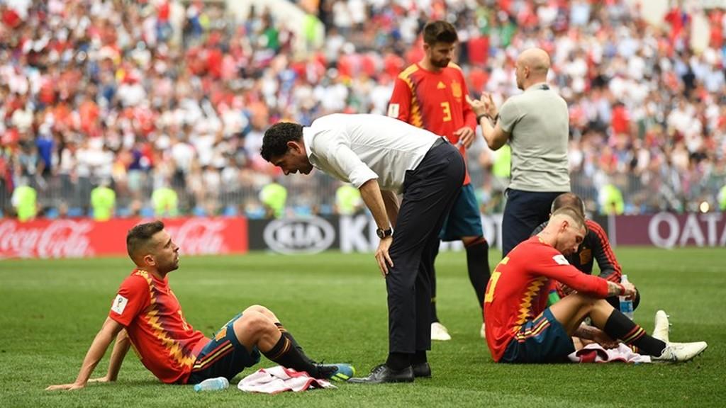 Παγκόσμιο Κύπελλο Ποδοσφαίρου 2018: Ισπανία-Ρωσία 3-4 πεν. (1-1 κ.δ., παρ.) (photos + video)