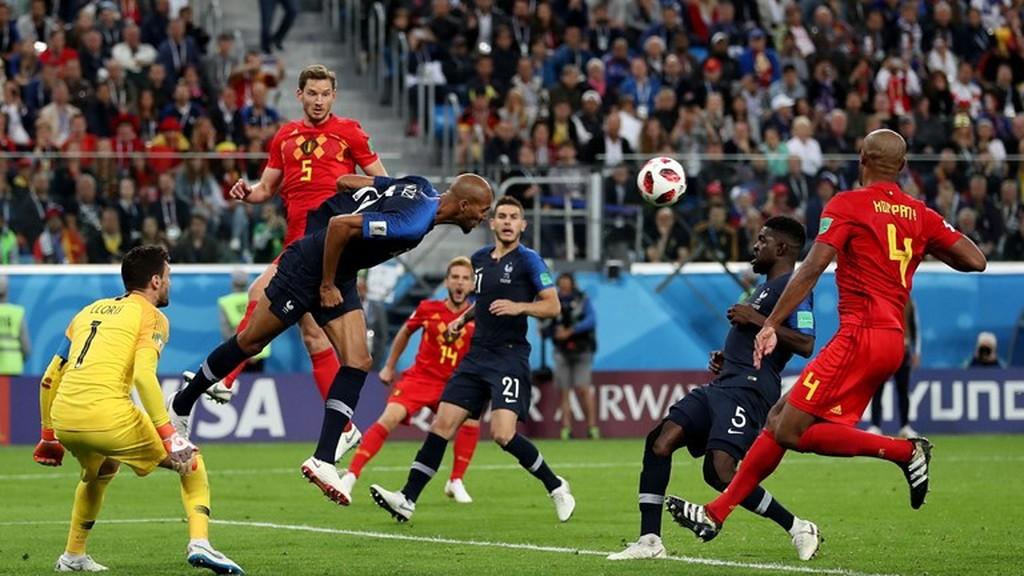 Παγκόσμιο Κύπελλο Ποδοσφαίρου 2018: Γαλλία-Βέλγιο 1-0 (photos+video)