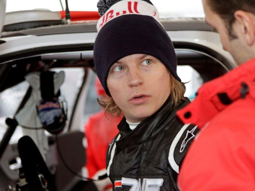Ραϊκόνεν: «Δεν με ενδιαφέρει η F1»