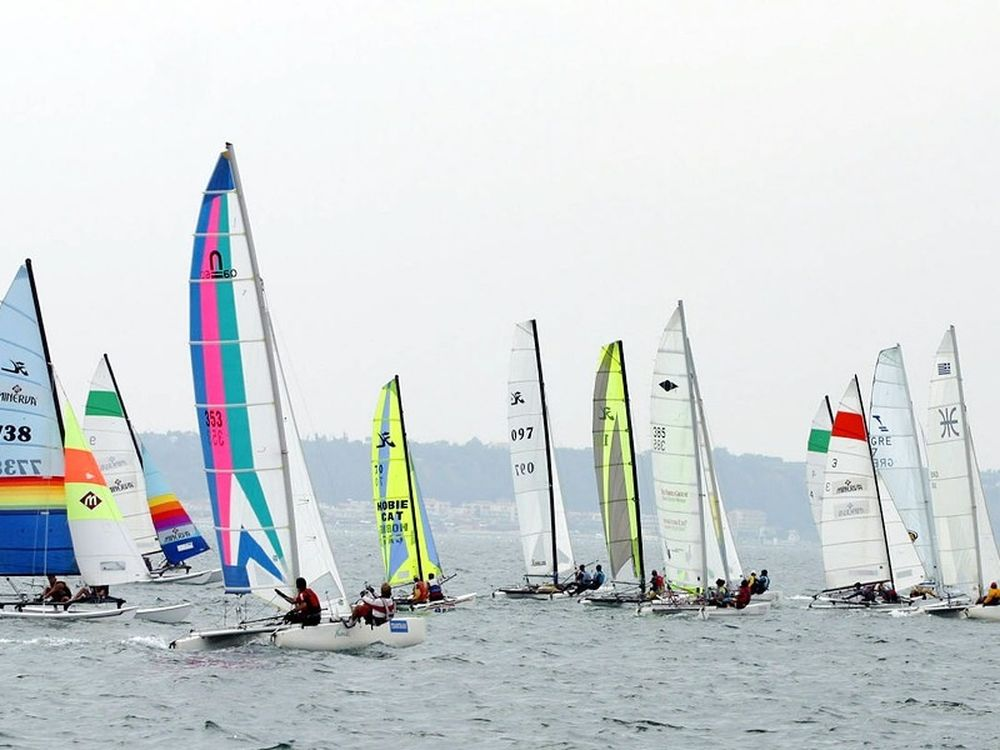 Φεστιβάλ θαλασσίων αθλημάτων