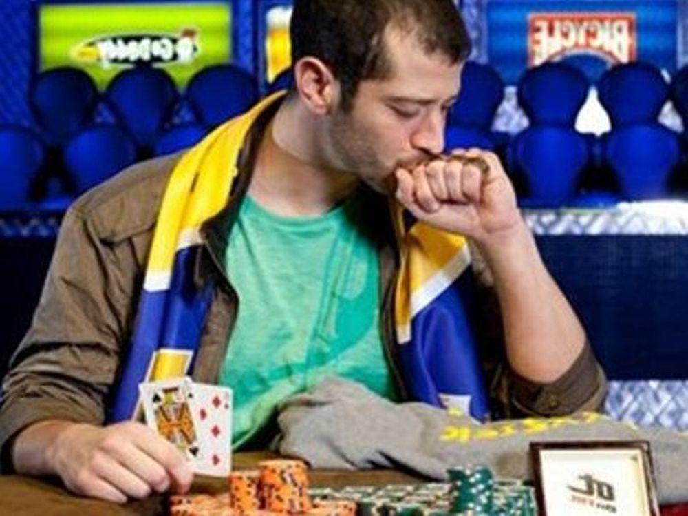 Πρώτος Έλληνας σε τουρνουά πόκερ