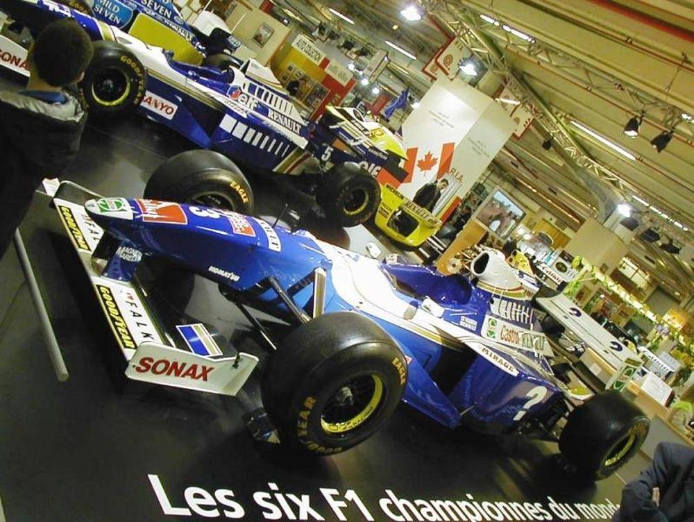 Η Williams ξανά με μοτέρ Renault