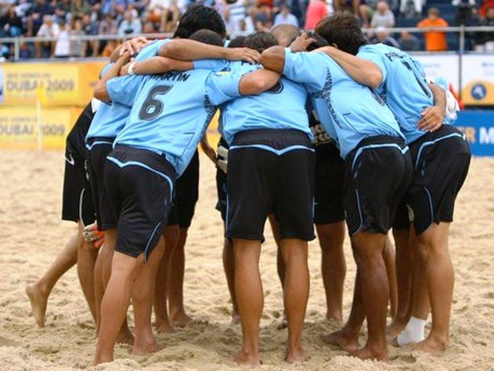 Έναρξη στο «Γερμανός Beach Soccer»
