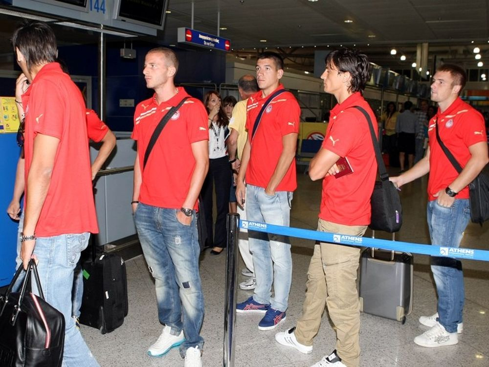 Πέταξαν για Αυστρία οι πρωταθλητές