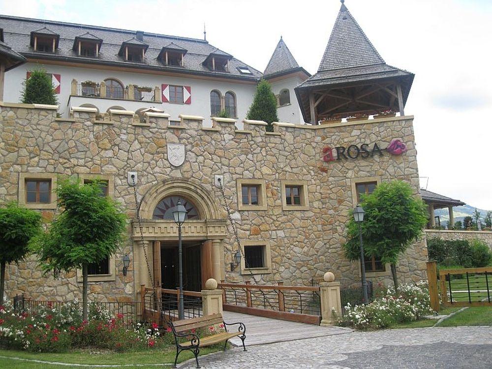 Το «πράσινο» κάστρο στην Αυστρία