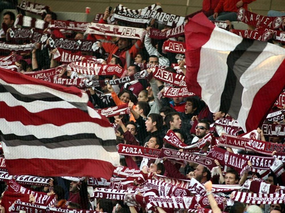 Μπλόκο στην Εθνική οι οπαδοί της ΑΕΛ