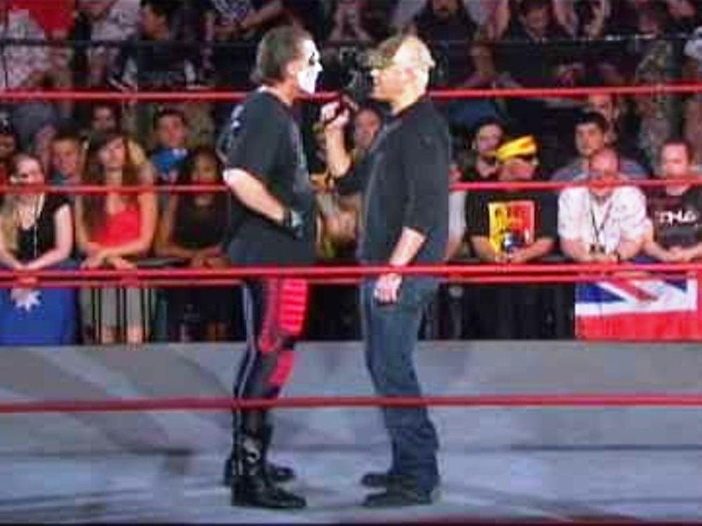 Νέος πρωταθλητής o Sting
