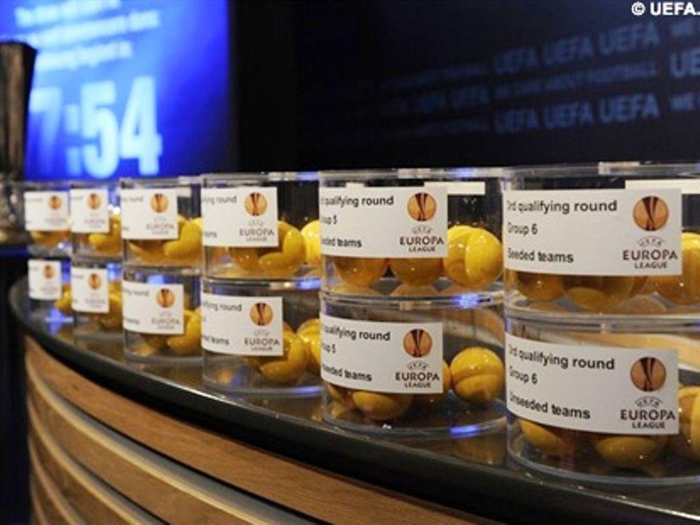 Τα γκρουπ του Europa League