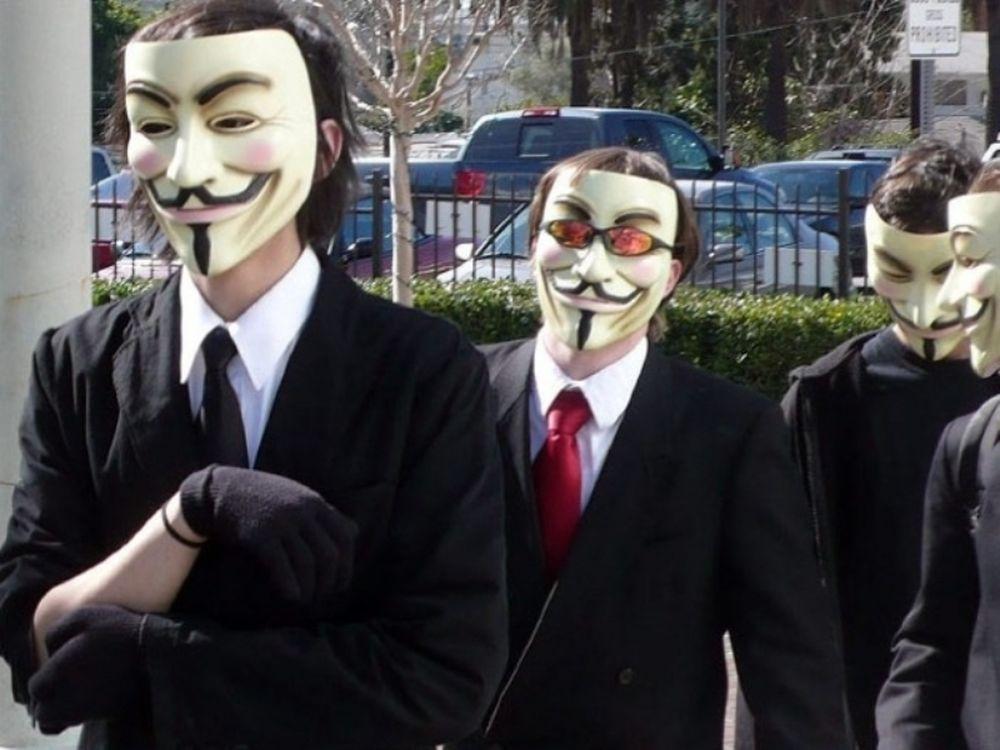 Τελεσίγραφο των Anonymous