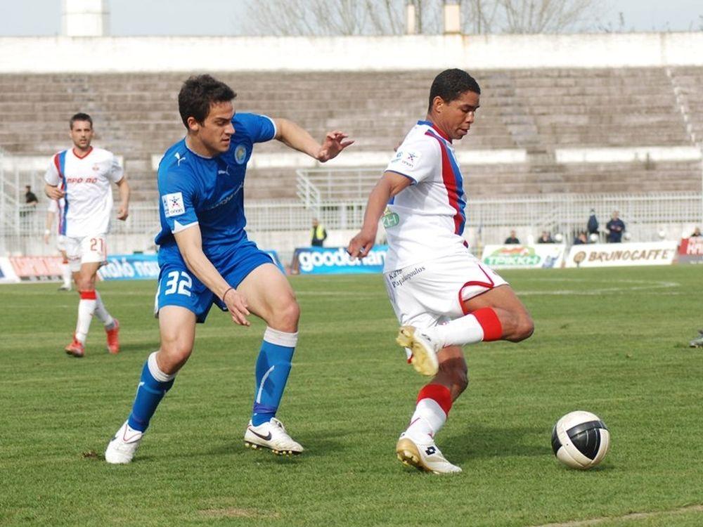 Δικογραφία: Τρίκαλα - Ηλιούπολη (4-0)