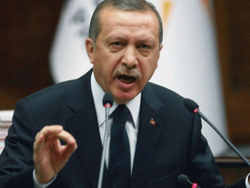 Κολακευτικά σχόλια από Ερντογάν