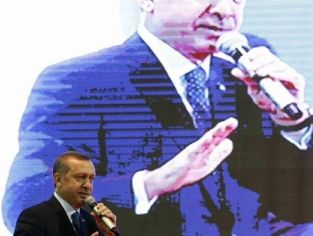 Η απειλή Ερντογάν