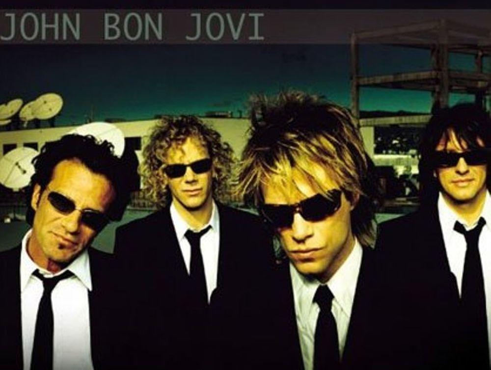 Αντίστροφη μέτρηση για Bon Jovi