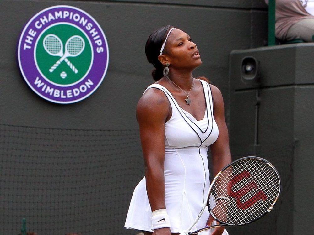 Με… μέσο στο US Open η Σερένα