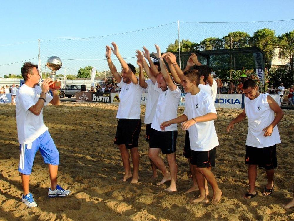 Πρωταθλήτρια η Boca