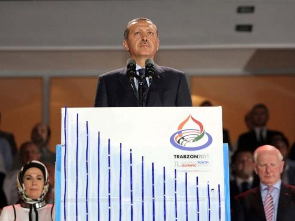 Επίσημα υποψήφια η Τουρκία