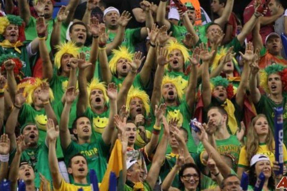 Φόβος επεισοδίων στη Λιθουανία