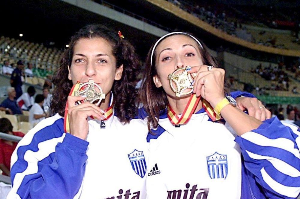 Τα 19 ελληνικά Παγκόσμια μετάλλια