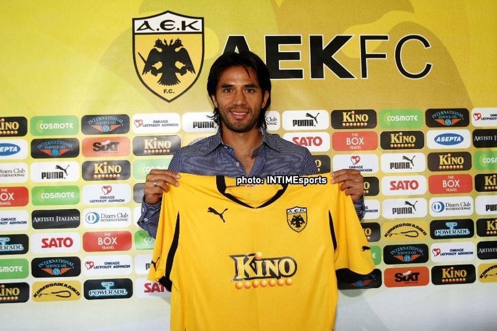 Υπέγραψε ο Βάργκας στην ΑΕΚ!
