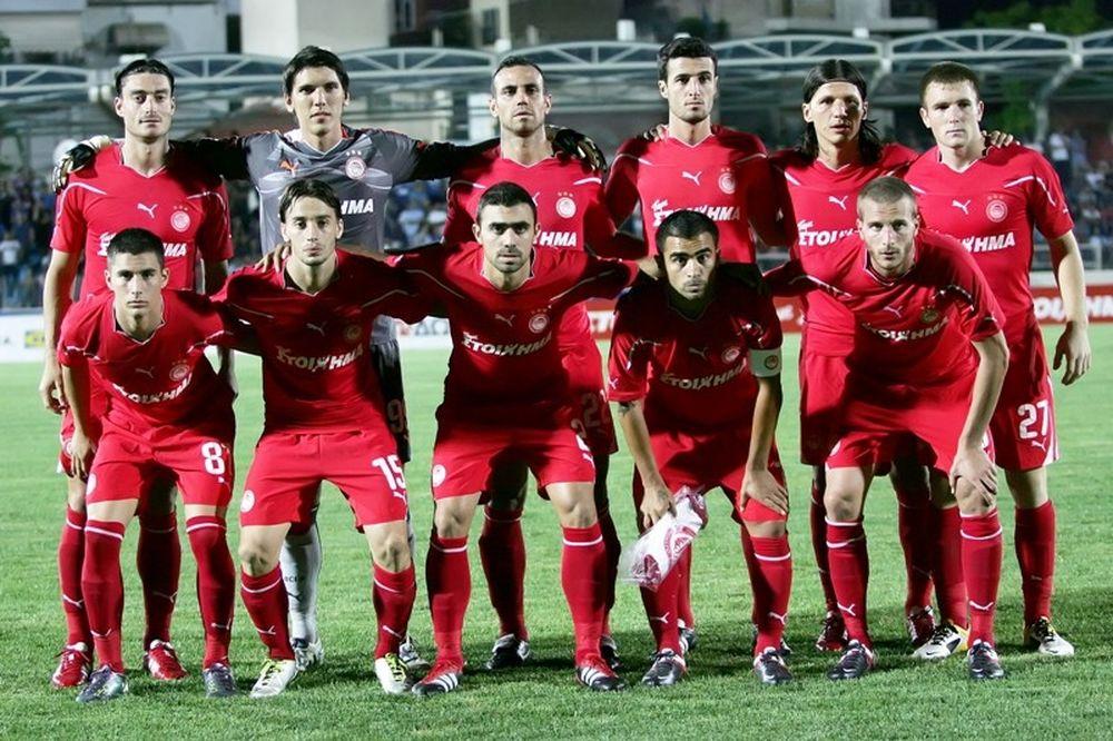 Super League 2011-12: ΟΛΥΜΠΙΑΚΟΣ