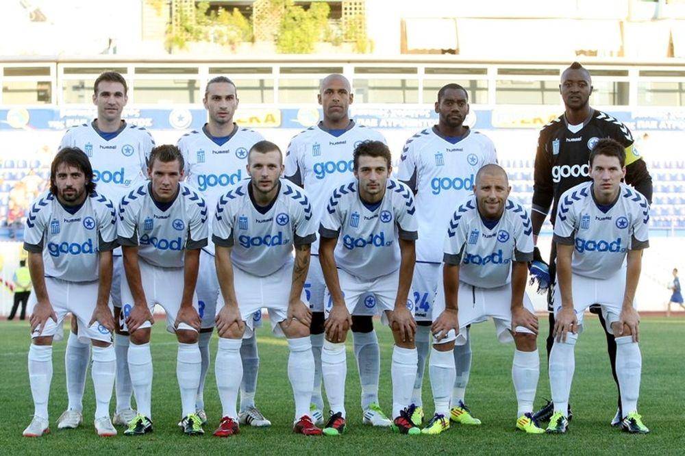 Super League 2011-12: ΑΤΡΟΜΗΤΟΣ