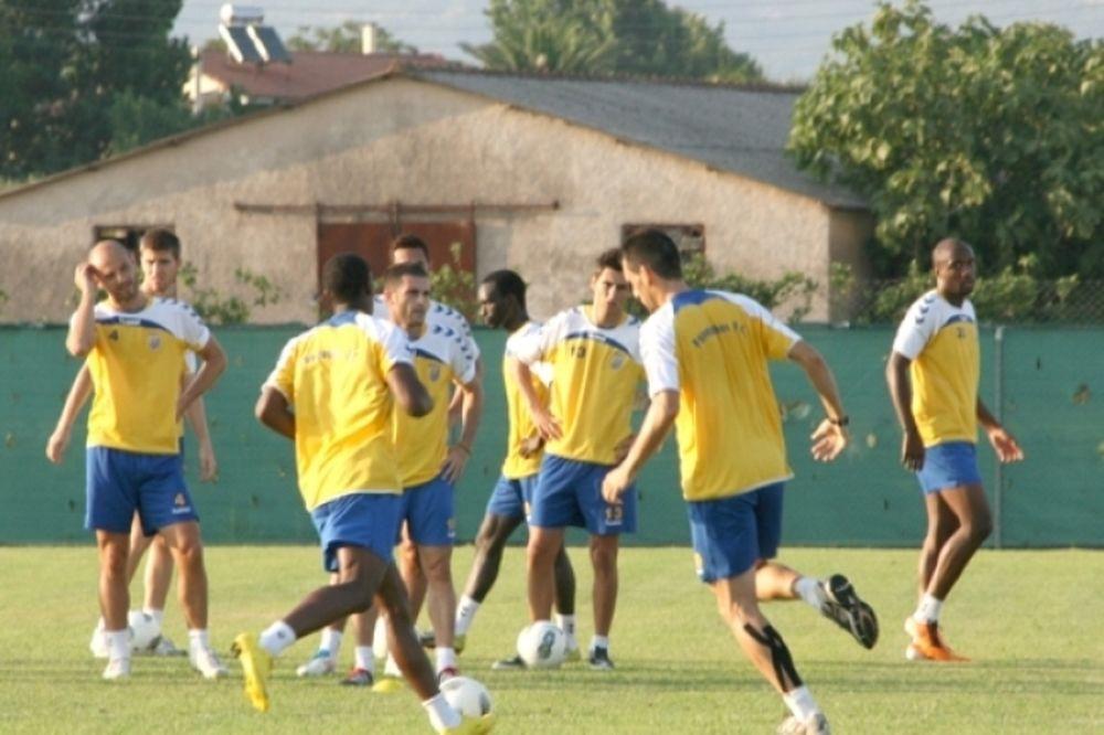 Προπονήσεις αντί για ματς στο Αγρίνιο