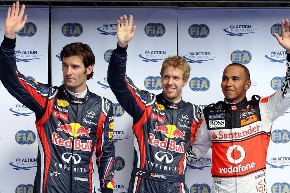 F1 Βέλγιο: Φέτελ ξανά από την pole