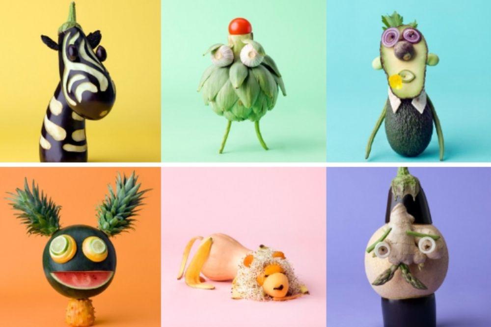 Ζώα ή λαχανικά;