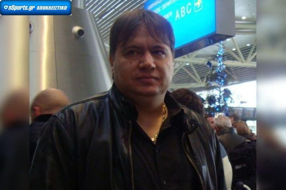 Ζεϊνόφ: «Περιμένουμε τον Ολυμπιακό»