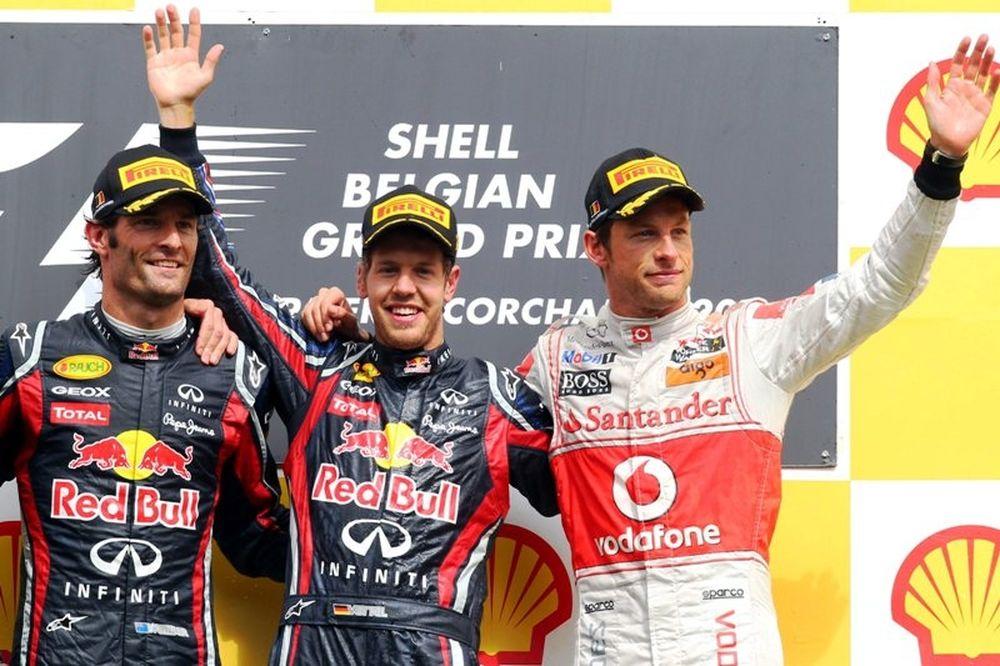 F1 Βέλγιο Φέτελ: «Ο αγώνας δεν ήταν εύκολος»