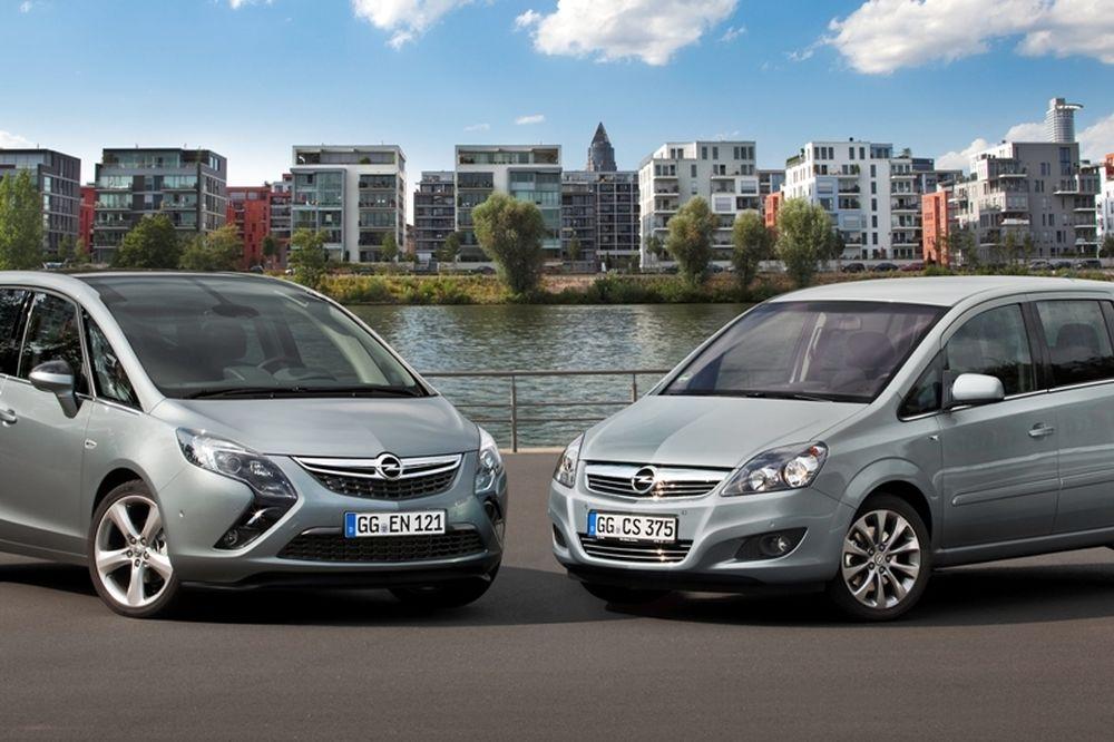 Το Opel Zafira γίνεται ελκυστικότερο