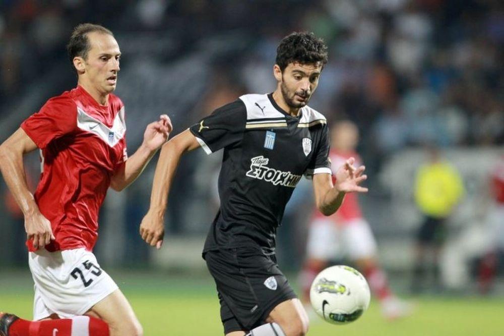 Αθανασιάδης: «Ευτυχώς, δεν θα χάσω ματς του ΠΑΟΚ»