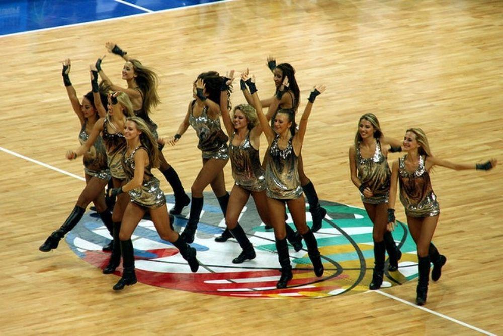 Οι τσιρλίντερ του Ευρωμπάσκετ
