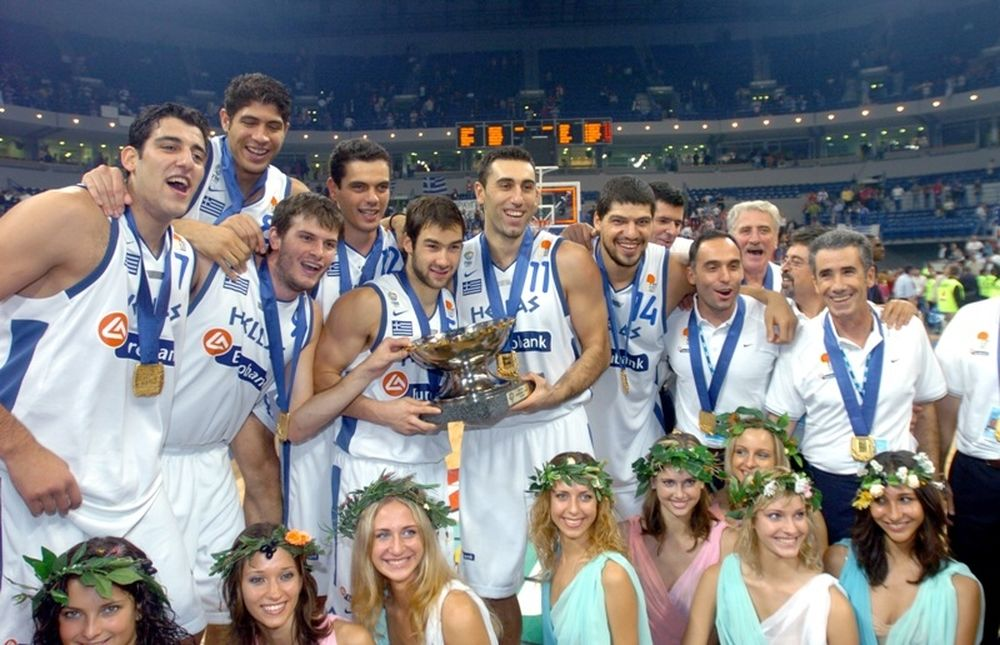 Flash back: ο ελληνικός θρίαμβος του 2005
