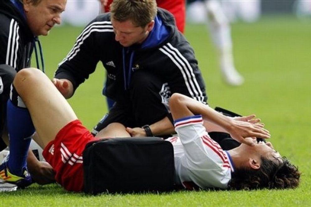 «Πικρός ο τραυματισμός του Σον»