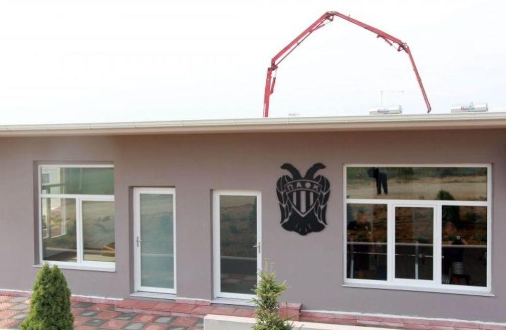 Ιδού το νέο σπίτι του ΠΑΟΚ (photos)