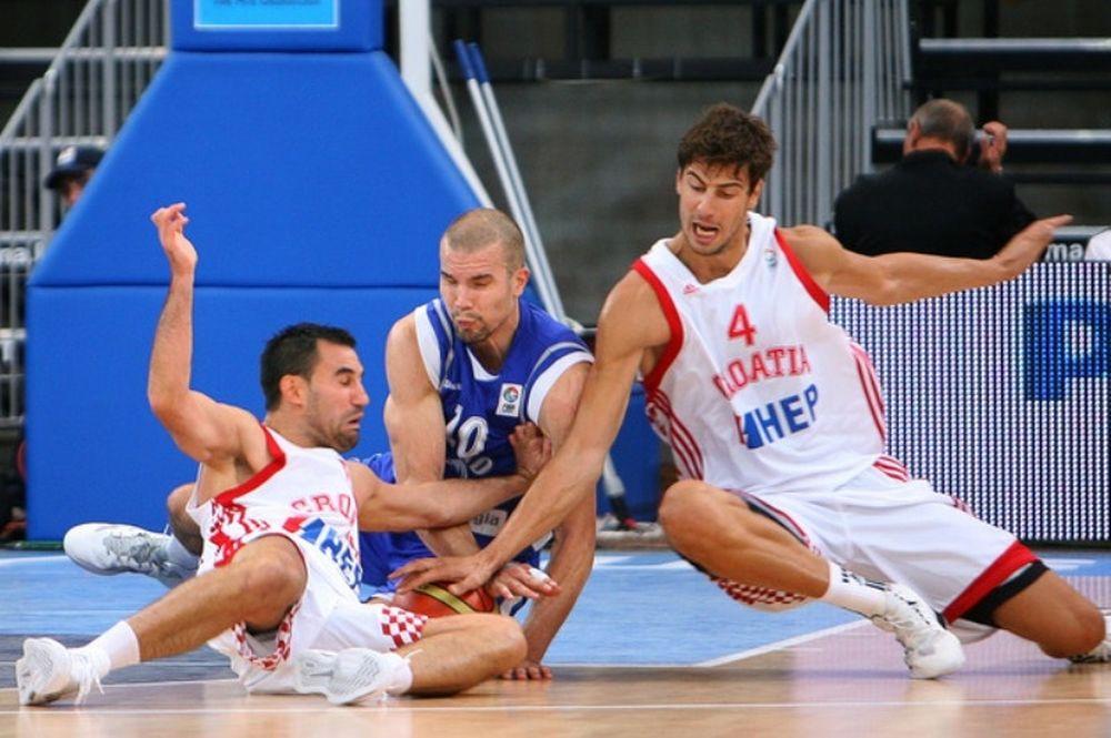 Με το… ζόρι η Κροατία!
