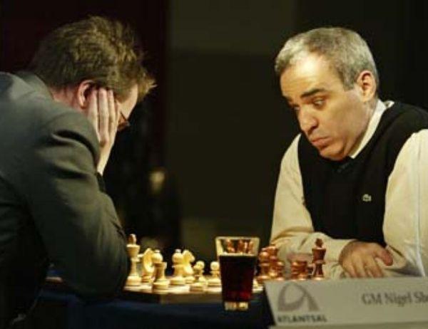 Ο Κασπάροφ συναντά ξανά τον Σορτ