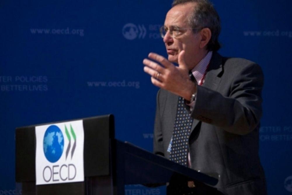 ΟΟΣΑ: Με λιτότητα μπορεί η Ευρώπη να αποφύγει την ύφεση