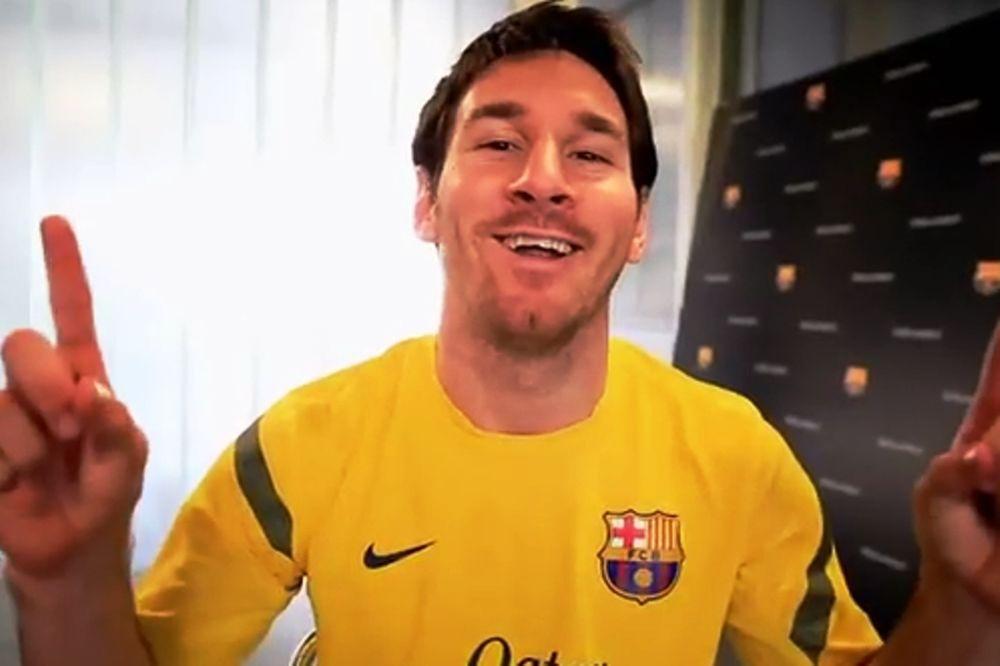 Πρωταγωνιστής στο FIFA ο Μέσι